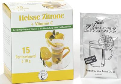 Heisser Zitrone + Vitamin C Canea