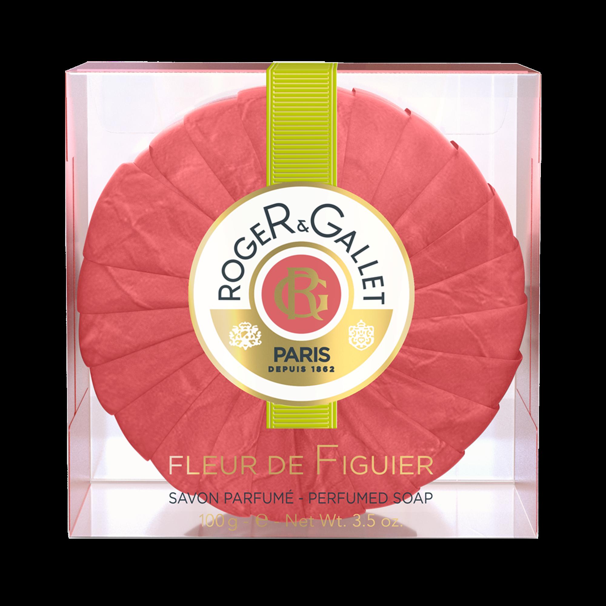 Fleur de Figuier - Seife Reisebox