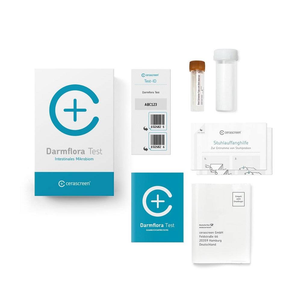 Cerascreen Darmflora Test