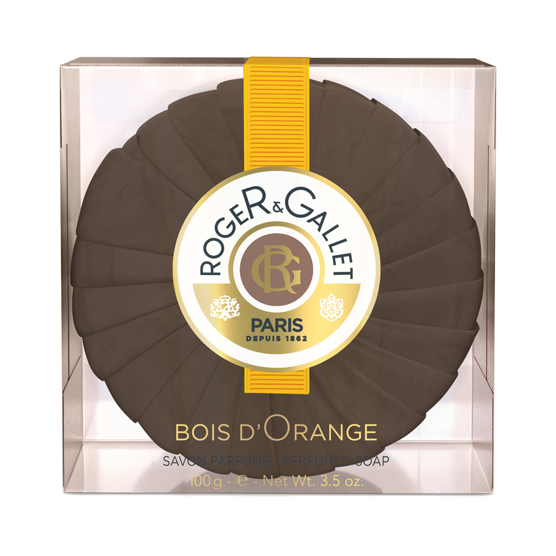 Bois d''Orange - Seife Reisebox