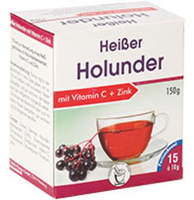 Heisser Holunder + Vitamin C + Zink Canea