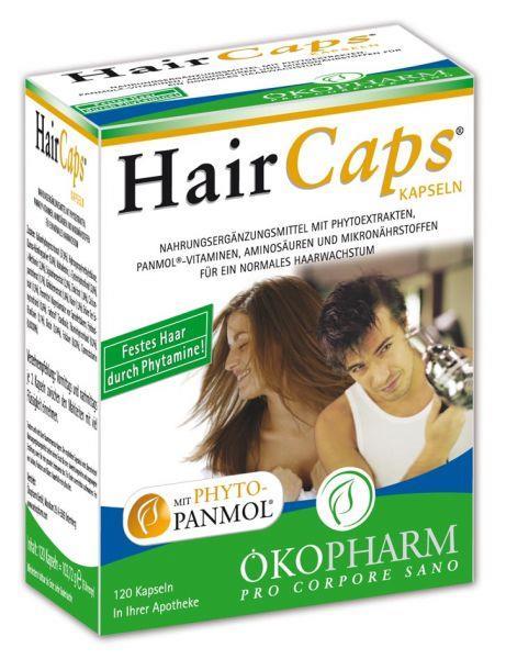 Hair Caps Kapseln