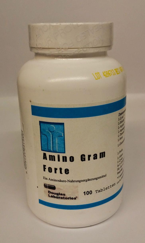 Amino Gram FTE Aminosäuretabletten 100 Stück