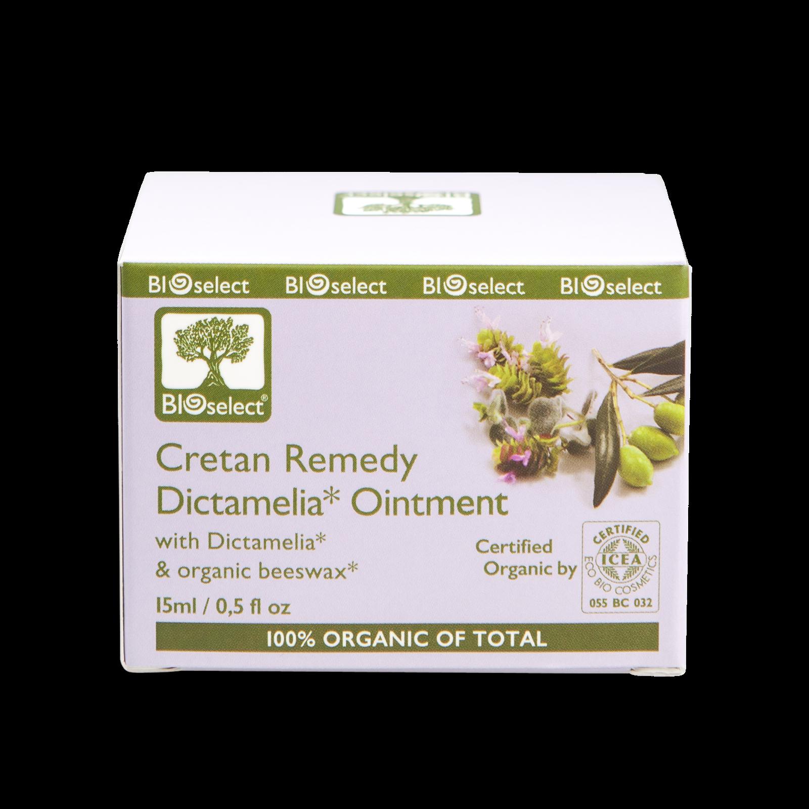 Bioselect Cretan remedy Dictamelia® Ointment
