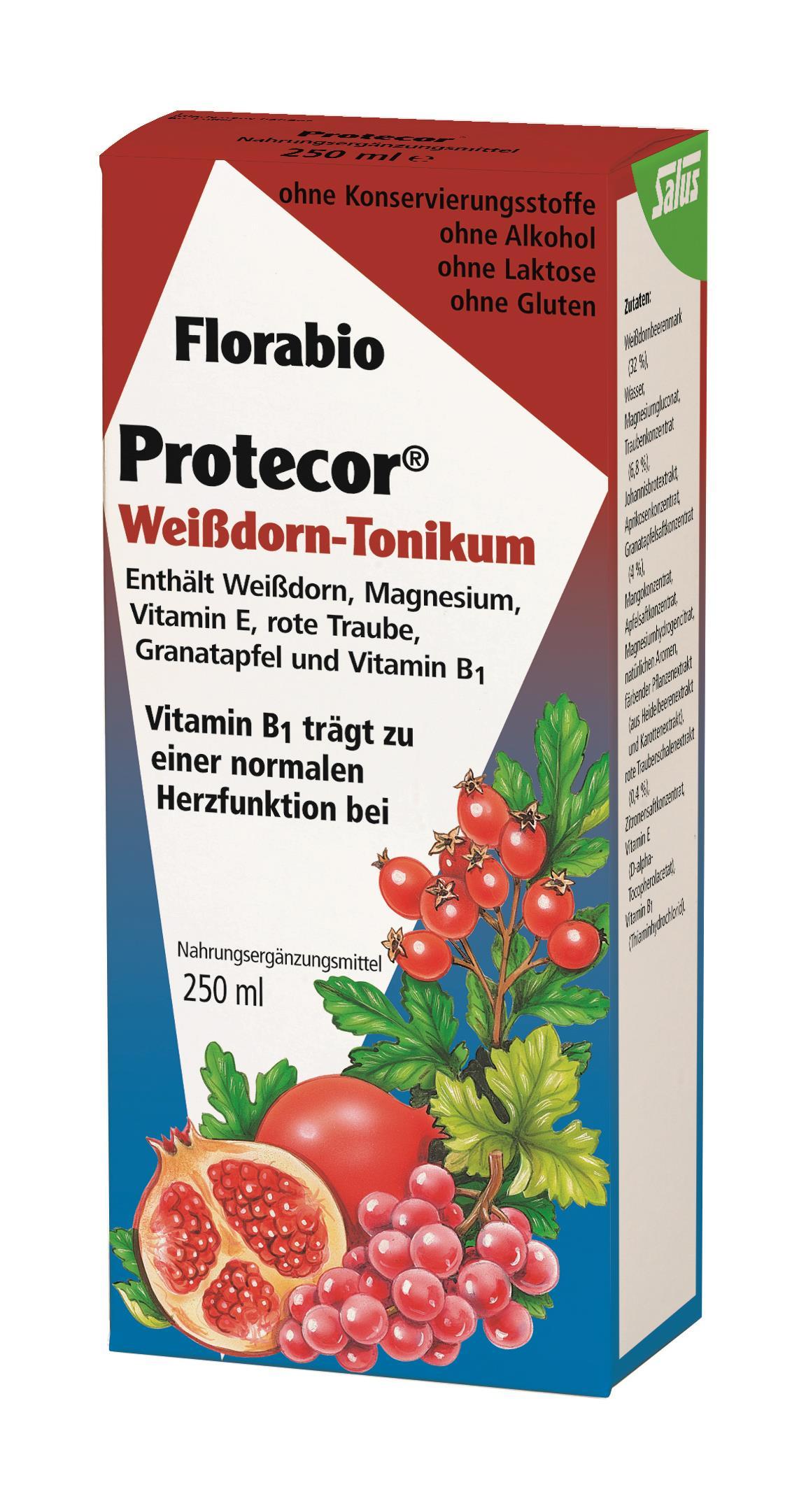 Florabio Protecor Weißdorn-Tonikum