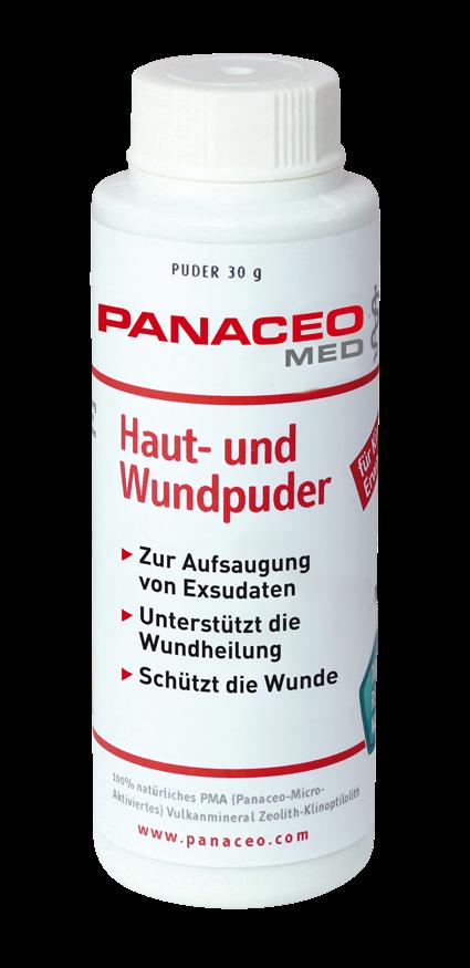 Panaceo Med Haut- und Wundpuder