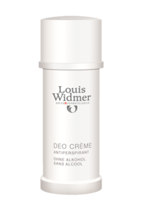 Louis Widmer Deo Creme Antiperspirant ohne Parfum