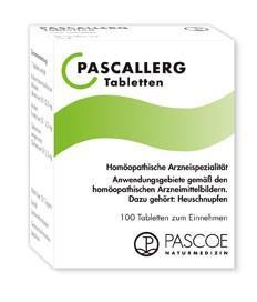Pascallerg - Tabletten