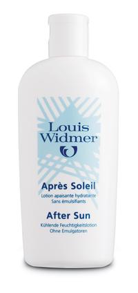 Widmer After Sun ohne Parfum