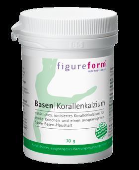 Figureform Basen-Korallenkalzium