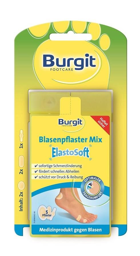 Elastosoft Blasen Pflaster Mix