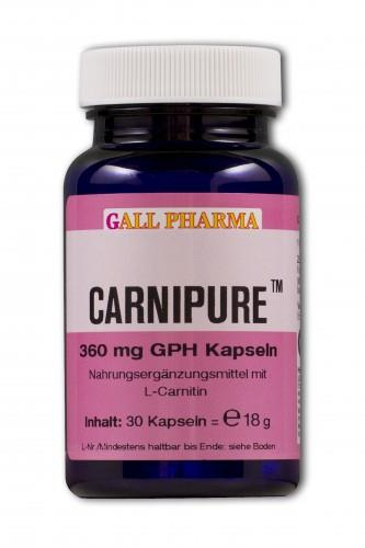 GPH Carnipure 250mg Kapseln