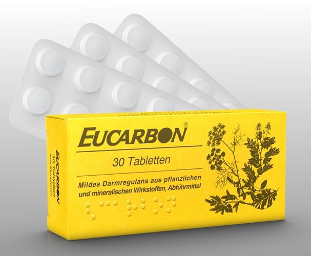 Eucarbon - Tabletten