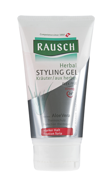 Rausch Herbal Styling Gel strong