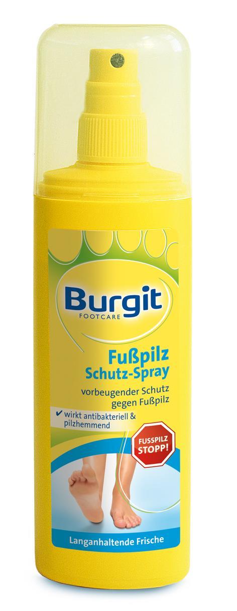 Fußpilz Spray