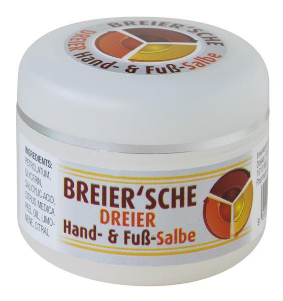 Doskar Breier''sche Hand- und Fußsalbe 50ml