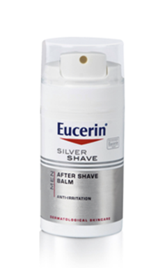 Eucerin MEN SILVER AFTER Shave Balsam