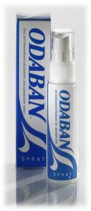 Odaban Antitranspirant-Deodorant Spray 30ml