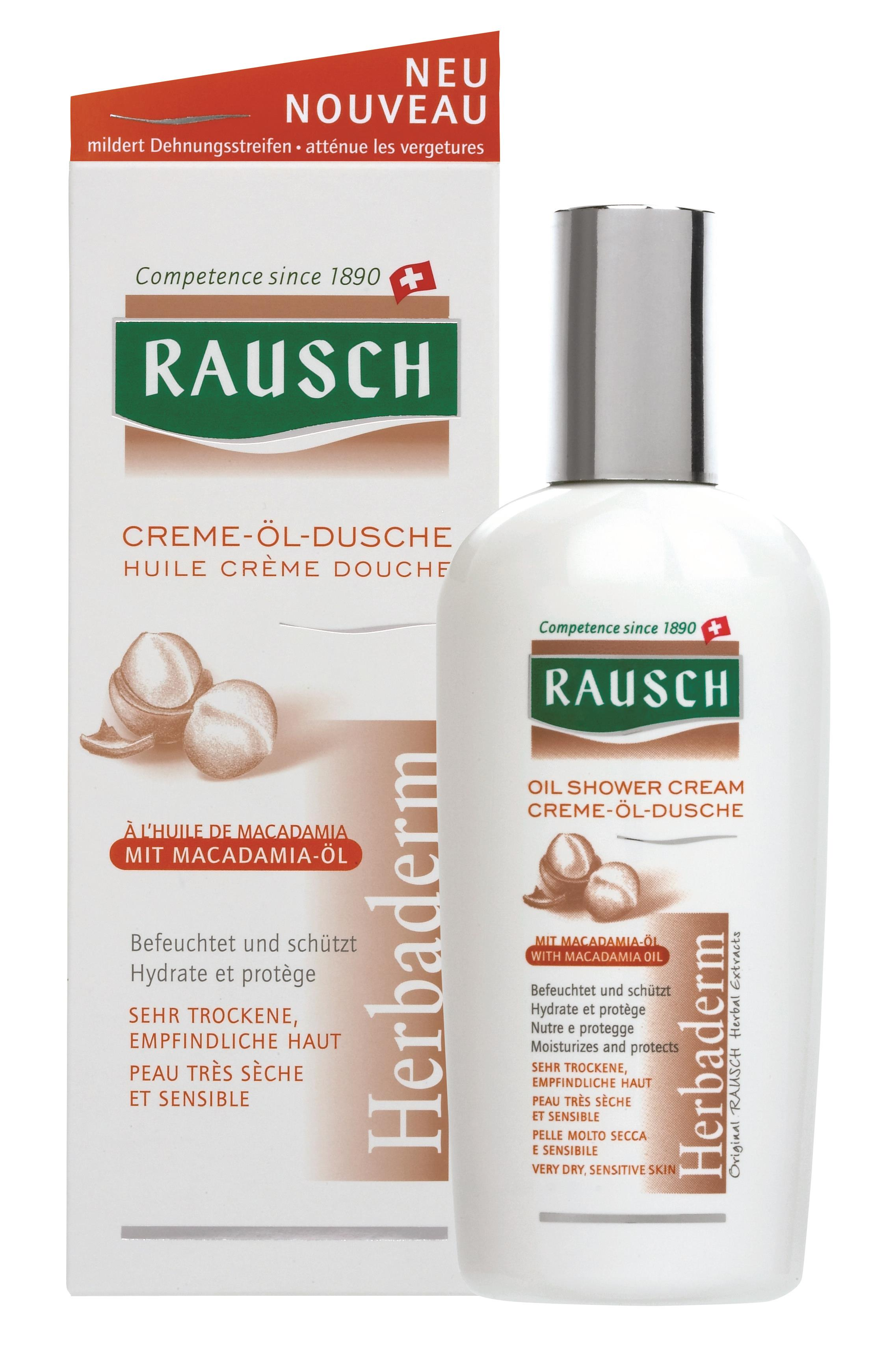 Rausch Creme Öl-Dusche