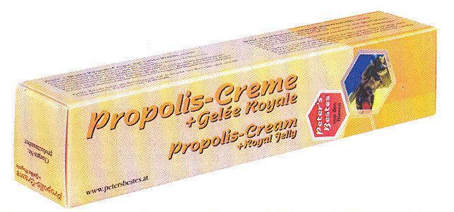 Peters Bestes Propolis Creme + Gelée Royale