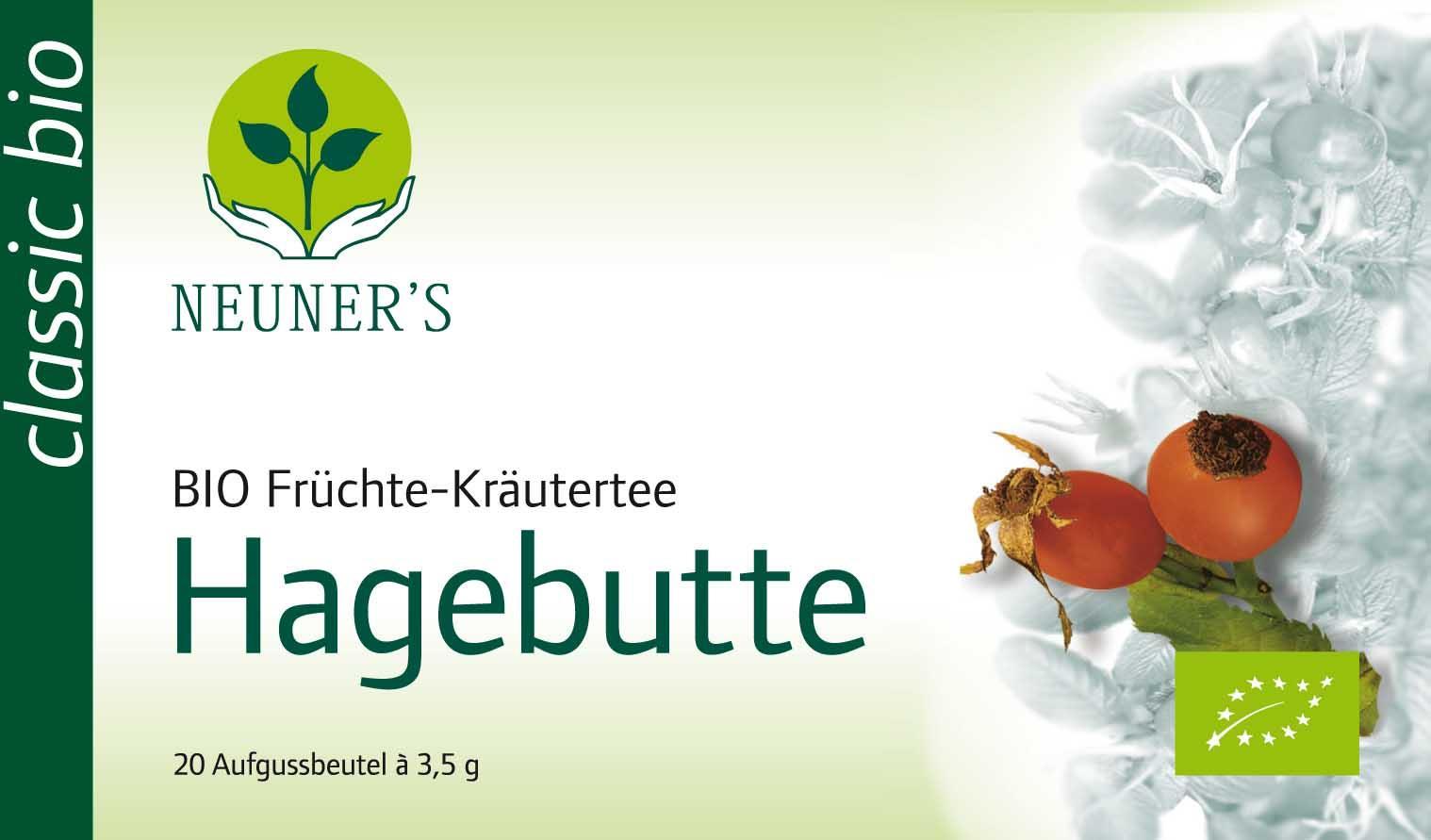 Neuner''sHagebutte Hibiscus BIO