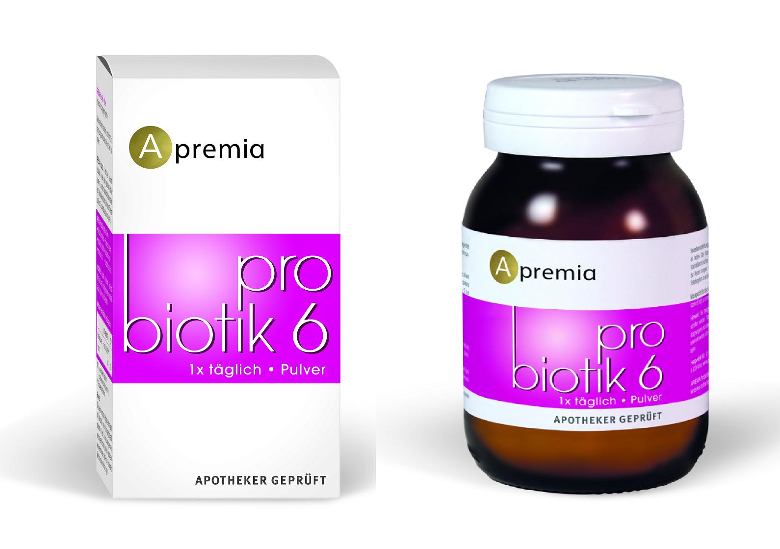 APREMIA Probiotik 6