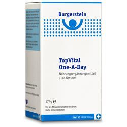Burgerstein Topvital Plus Kapseln