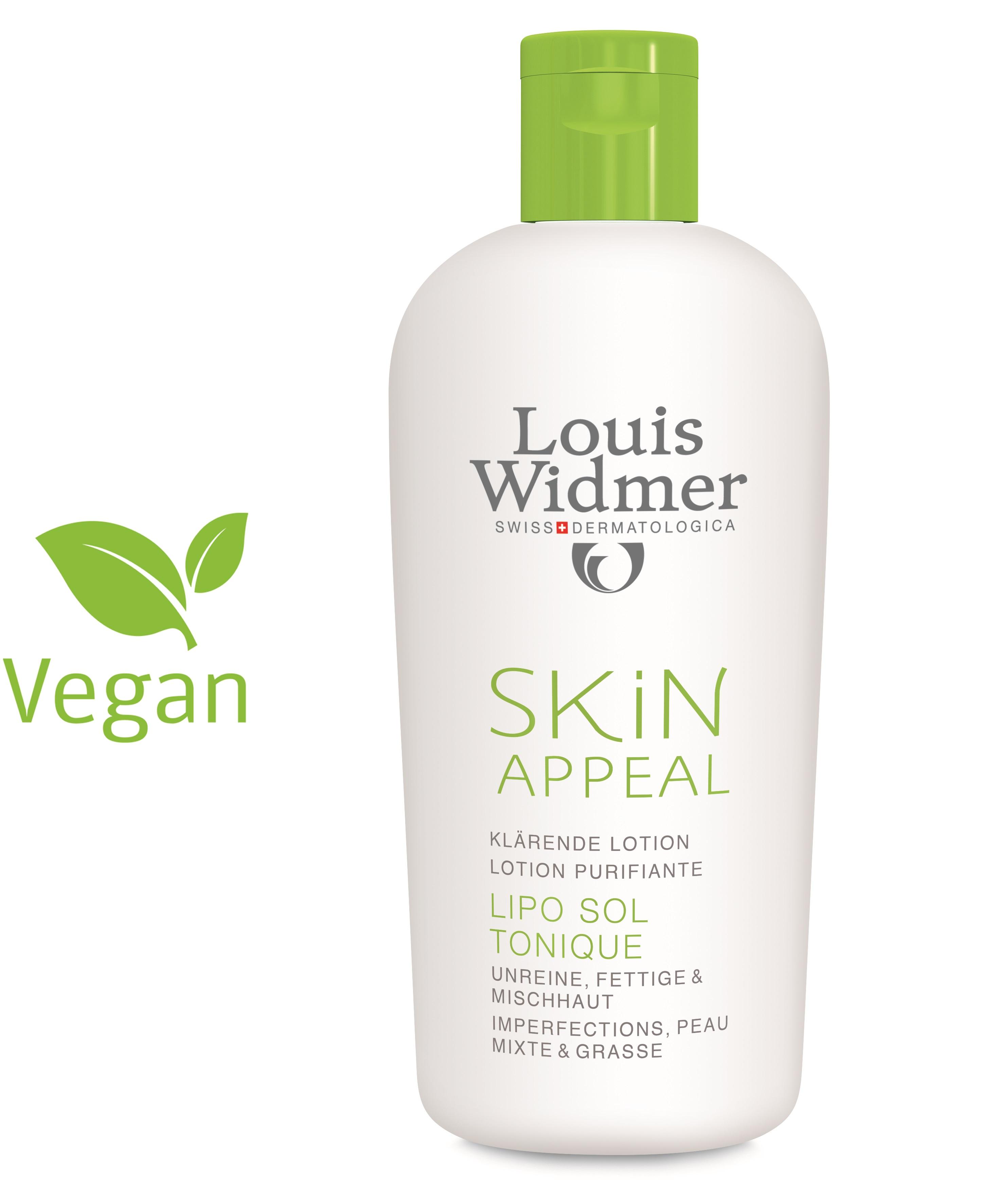Widmer Skin Appeal Lipo Sol Tonique
