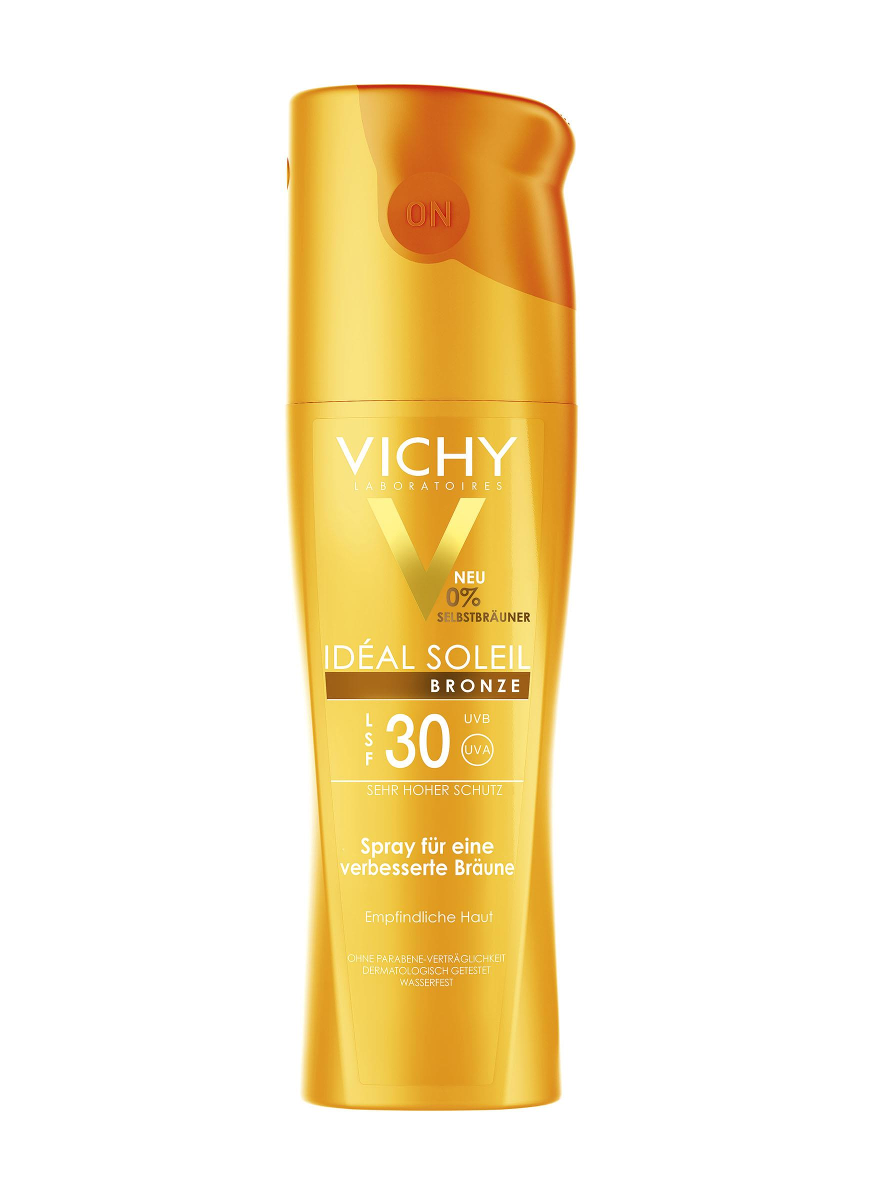 VICHY Ideal Soleil Bronze Spray LSF 30