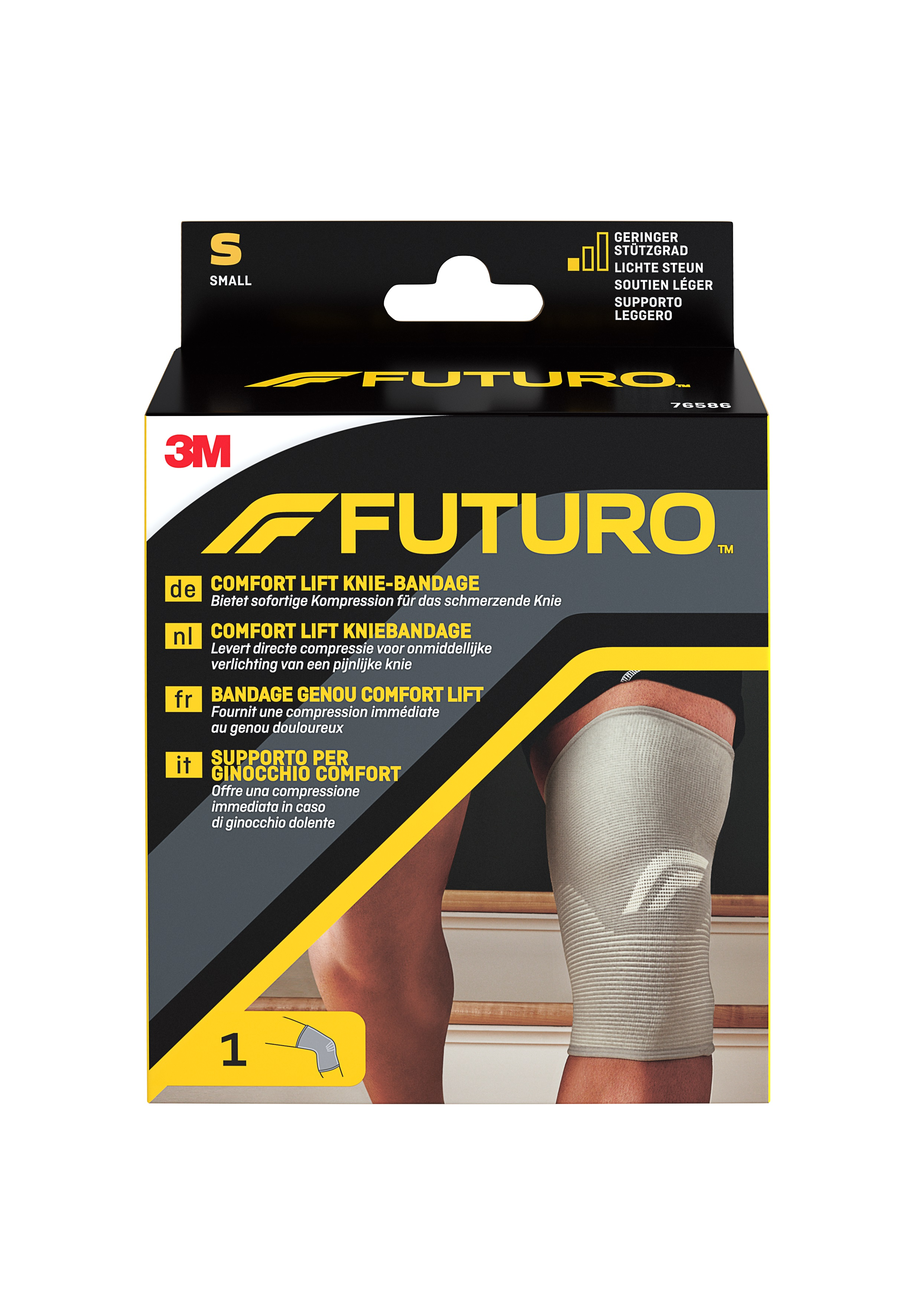 FUTURO™ Comfort Lift Knie-Bandage