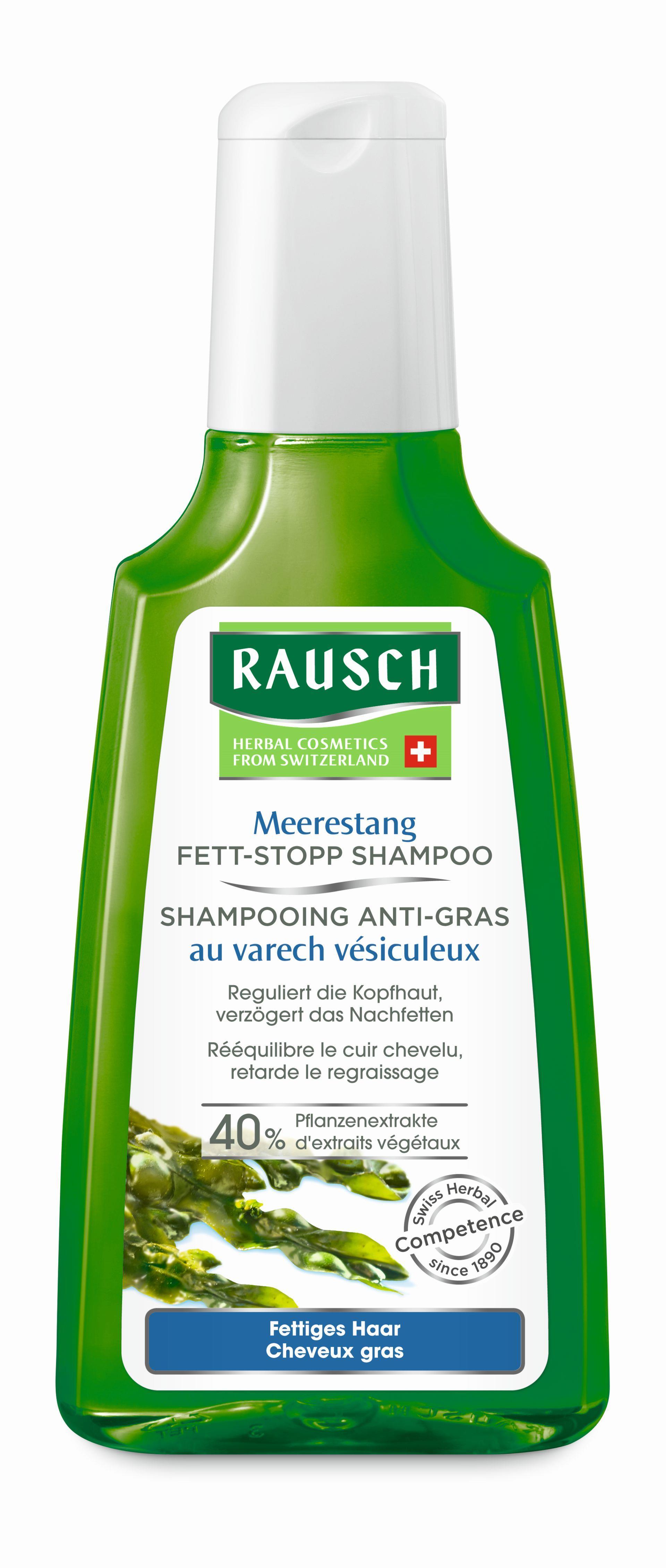 Rausch Meerestang Fett-Stop Shampoo