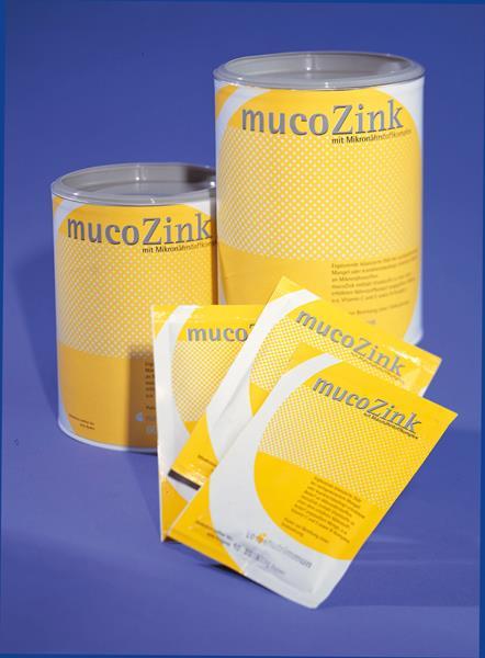 Allergosan MukoZink Pulver
