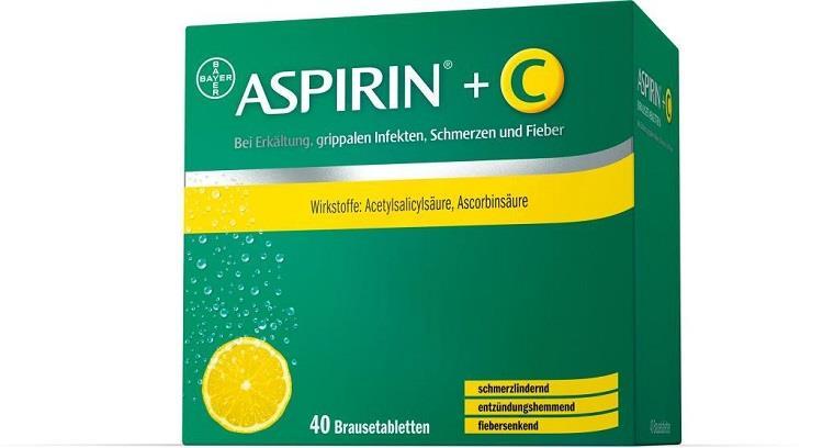 Aspirin+C - Brausetabletten