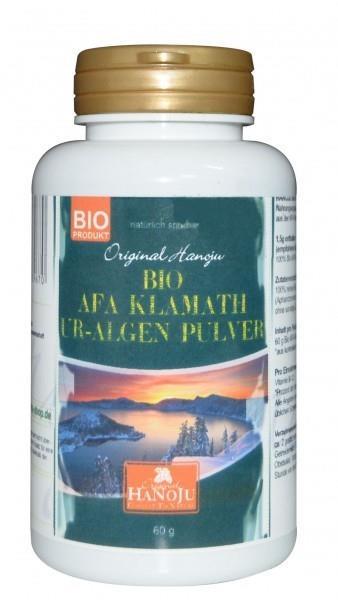 Bio AFA-Klamath Uralgen Pulver Hanoju
