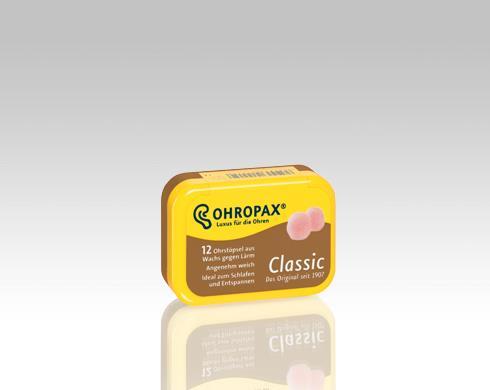 Ohropax Geräuschschutz Classic
