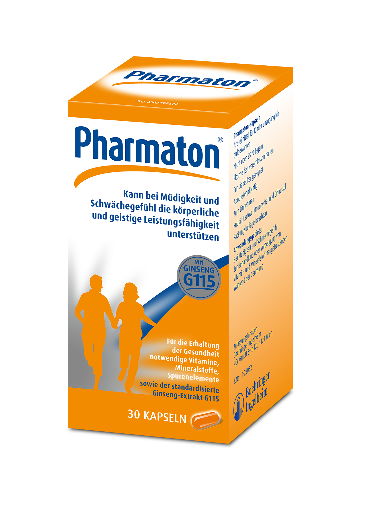 Pharmaton - Kapseln