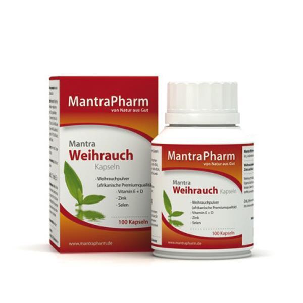 Mantra Weihrauch