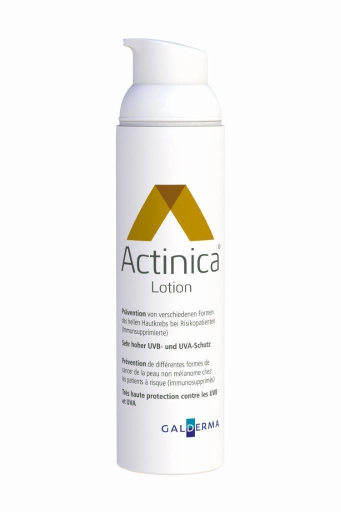 Actinica Lotion mit Dispenser 80ml