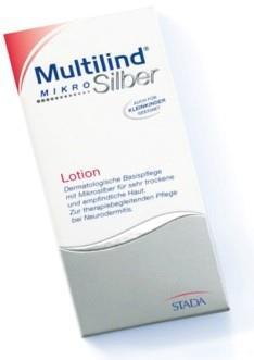 Mulilind® Mikrosilber Lotion