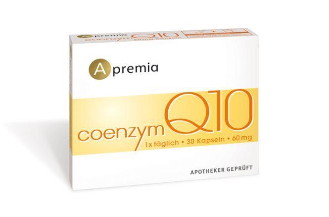 Apremia Coenzym Q10 30 Kapseln