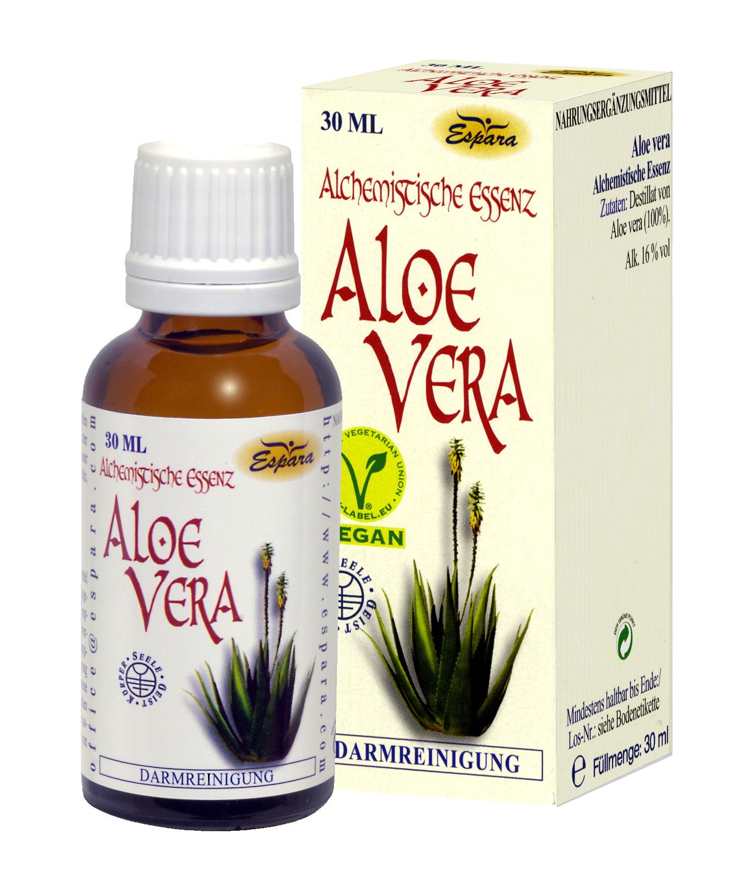 Espara Aloe Vera Alchemistische Essenz