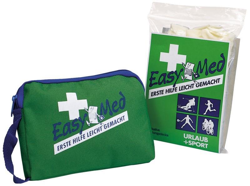 EasyMedErste Hilfe Set Urlaub + Sportbag