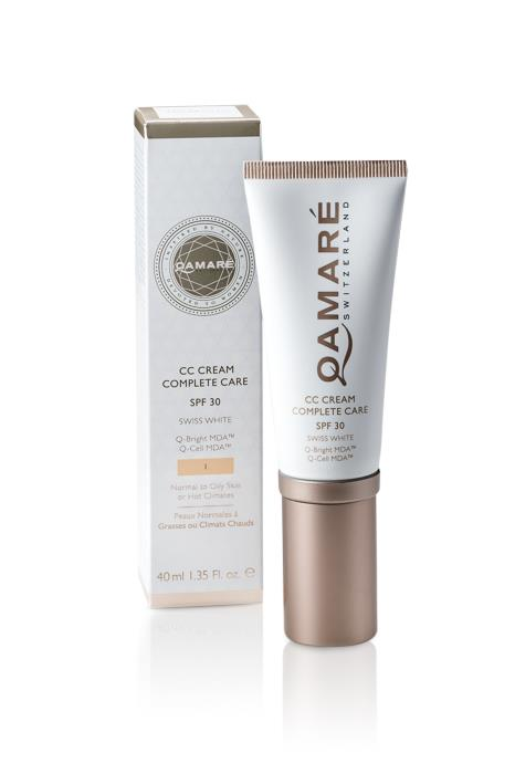 Qamaré CC Cream No. 1 SPF30 Swiss White