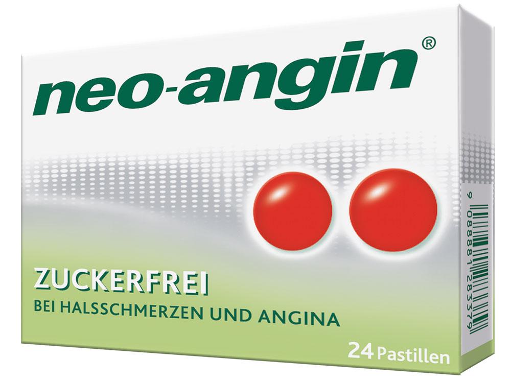 neo-angin zuckerfrei - Pastillen