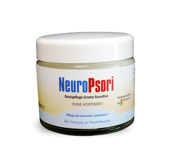 NeuroPsori Basispflege Creme Sensitive 100ml