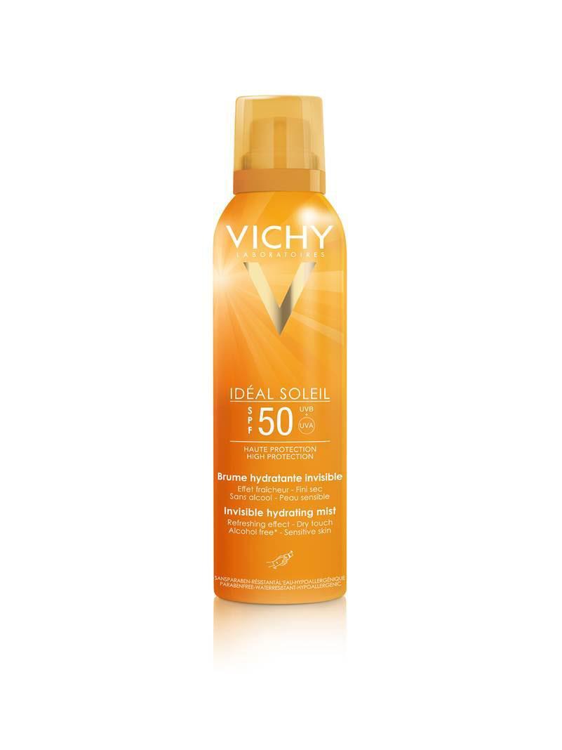 VICHY Ideal Soleil Spray LSF 30