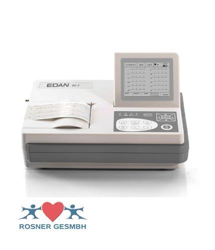 Rosner EDAN 3 Kanal EKG