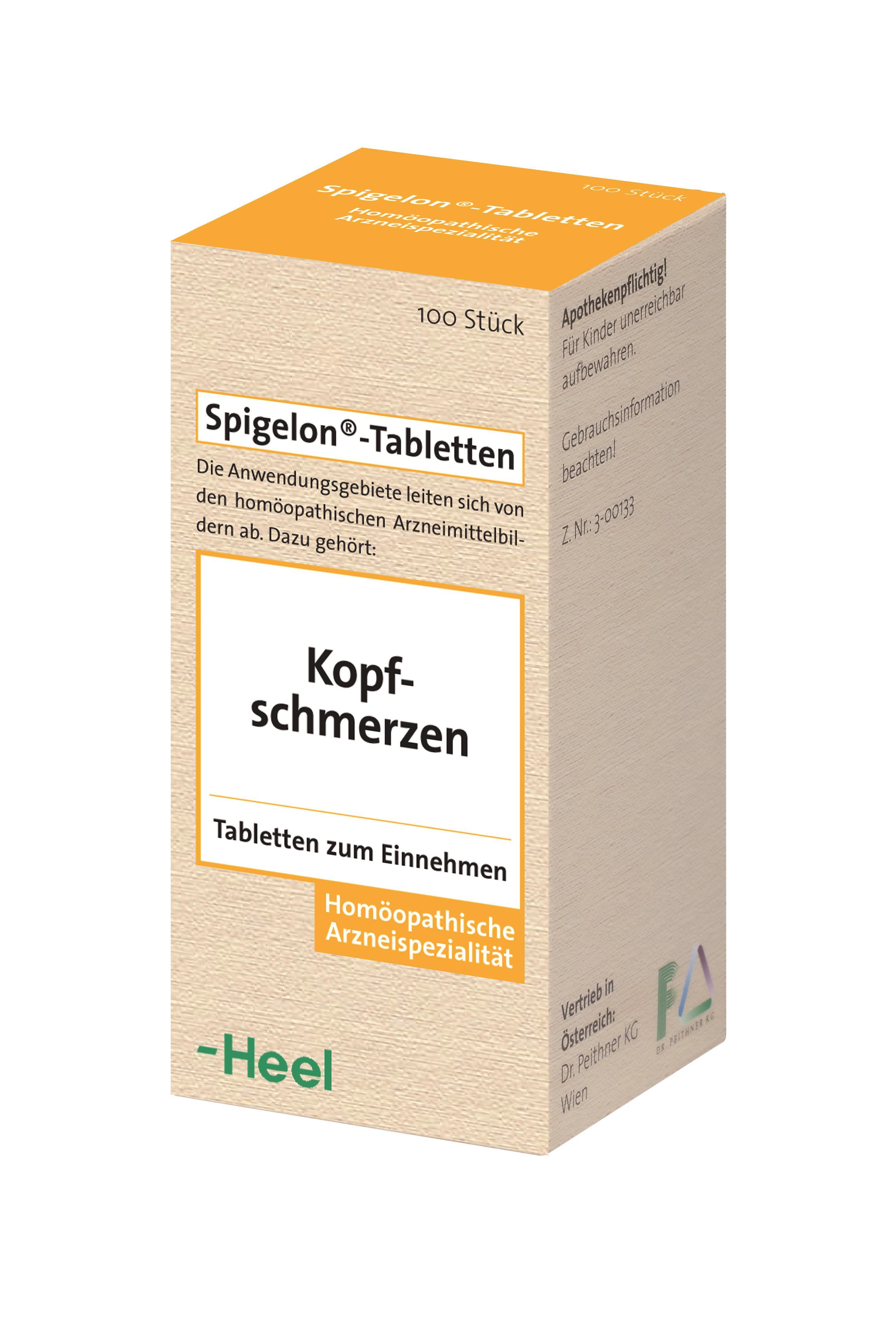 Spigelon - Tabletten