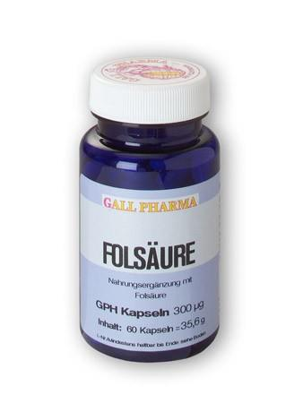 GPH Folsäure 300µg Kapseln