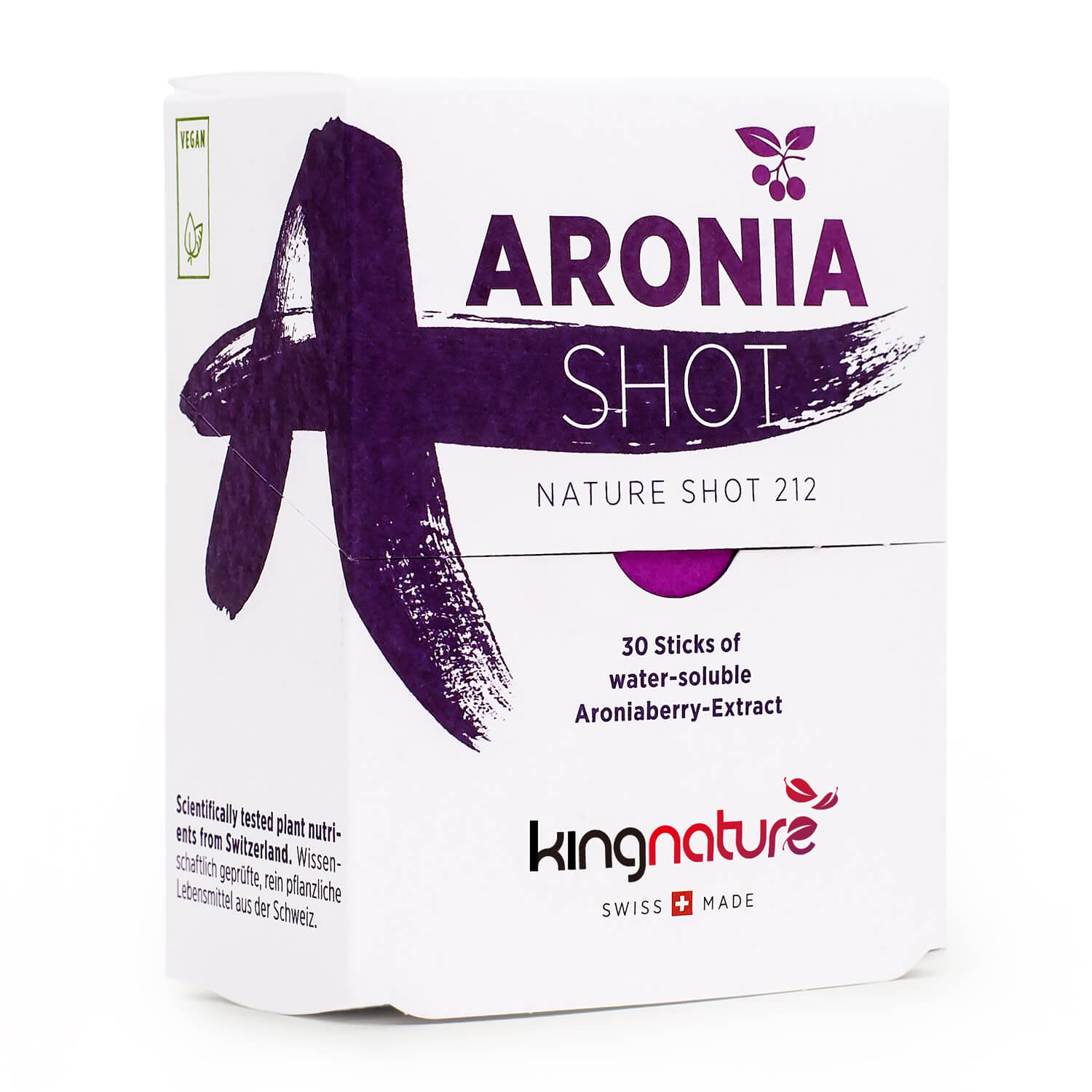 Kingnature Aronia Shot
